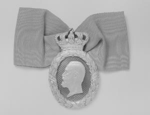 Oskar IIs norska jubileumsminnestecken 1897