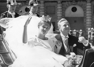 Birgitta och Johan Georg von Hohenzollern 1961 003