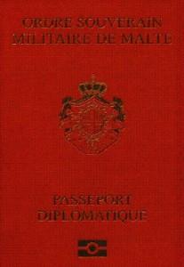 Malteserordens pass
