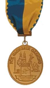 Eskilstuna kommuns medalj 2