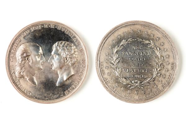 Karl Johan medalj