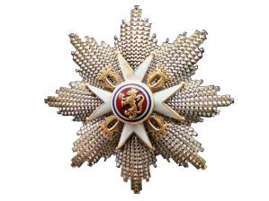 Star_Norwegian_Order_of_St._Olav